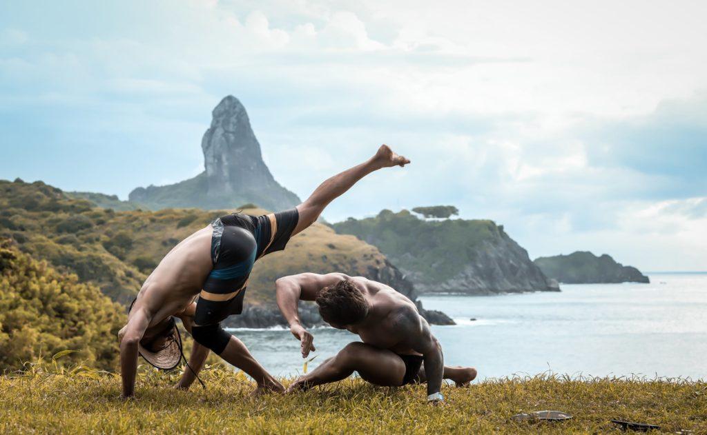 La Capoeira est un paysage